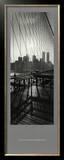 View From Brooklyn Bridge Poster by Torsten Hoffmann