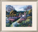 Dorset Gateway Print by Barbara R. Felisky