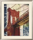 Into Manhattan II Art by Noah Li-Leger