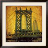 New York Romance Prints by Julia Casey