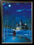 Moonlight Prints by Hélene Corriveau