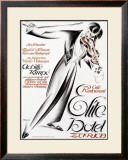 Elite Hotel Framed Giclee Print by Karl Bickel
