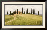 Springtime in Tuscany Prints by Jim Chamberlain