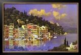 Portofino Sunlight Posters by L. Sollazzi