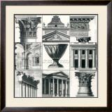 Classic Details Prints by Louis Fernan Cassas