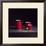 Pots and Pans II Print by  Van Riswick