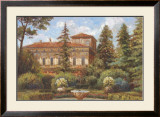 El Jardin de la Fuente Prints by Michael Longo