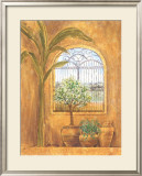 Window in the Tropics I Posters by Suzie Vuong