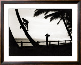 Hawaiian Silhouette, 1931 Prints by Tom Blake