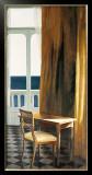 Interieur mit Sonne und Meer II Art by Henning Von Gierke