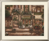 Gourmet Shoppes II Prints by Betsy Brown