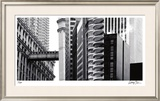 Urban Reflections II Limited Edition Framed Print by Anthony Tahlier