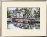 Groundhog Lock Prints by Dan Campanelli