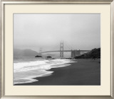 Golden Gate Bridge II Prints by Bradford Smith