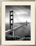 San Francisco, Golden Gate Bridge, c.1937 Framed Giclee Print