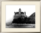 San Francisco, Cliff House Hotel Framed Giclee Print