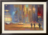 Just Before Dawn Poster by John Allinson