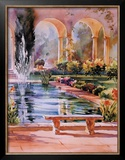 Tranquil Reflections Prints by Karen McLean
