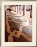 La Promenade Prints by Antonio Sgarbossa