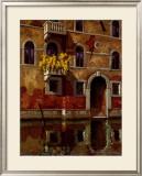 Venetian Veranda Prints by L. Sollazzi