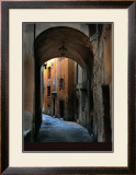 Siena Alley I Posters by Jim Chamberlain