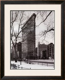 Flatiron Building Posters by Christopher Bliss