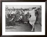 Marilyn Monroe Posing Posters by Dan Mcelleney