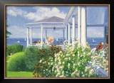 The Verandah, 1985 Prints by Candace Lovely