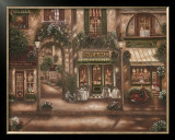 Gourmet Shoppes II Posters by Betsy Brown