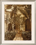 Loggia Posters by David Parks