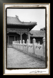 Forbidden City Walk, Beijing Limited Edition Framed Print by Laura Denardo