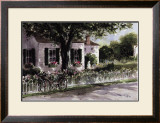Edgartown Lane Prints by Ray Ellis