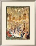 Paris, Theatre de l'Opera Posters