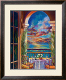 Sunset Rendezvous I Prints by Ginger Cook