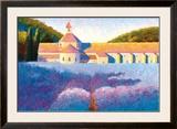 L'Abbaye de Senanque Posters by Gail Wells-Hess