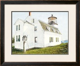 Lighthouse with Bell Prints by Thomas LaDuke