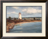 Edgartown Lighthouse Posters by Todd Williams