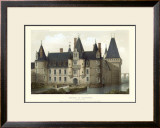 French Chateaux II Posters by Victor Petit
