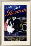 Allez Chez Poccardi Framed Giclee Print by Leonetto Cappiello