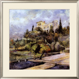 Tuscan Summer Prints by Dennis Carney