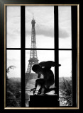 Eiffel Tower, c.1966 Posters by Willy Ronis