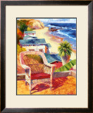 Crystal Cove Print by Michael Hallinan