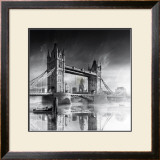 River Thames Prints by Jurek Nems
