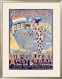 Regata Feestpark Framed Giclee Print by  Klijn