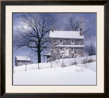 One Candle Prints by Ray Hendershot