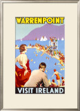 Warrenpoint Framed Giclee Print