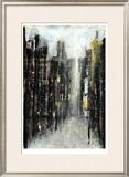 Gotham II Limited Edition Framed Print by Jarman Fagalde