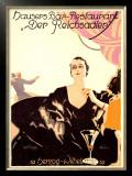 Der Reichsadler Framed Giclee Print by Julius U. Engelhard