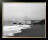 Golden Gate Bridge II Art by Bradford Smith