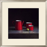 Pots and Pans II Prints by  Van Riswick